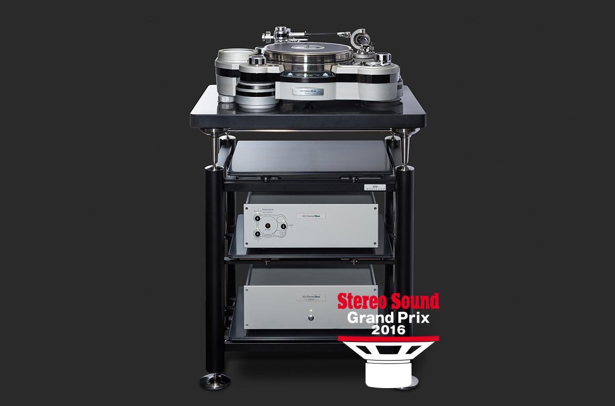 nouveau produit e563f 1aca3 Air Force One Premium awarded Stereo Sound Grand Prix 2016 ...